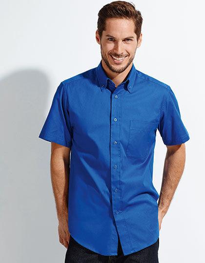 L640 Twill Overhemden katoen