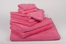ARC420 Badjas met Capuchon Pink (roze) A&R