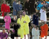 KERSTGESCHENK AANBIEDING 2021LUXE 6-delige SET Badjas met handdoeken, alles  met persoonlijke Naam geborduurd!