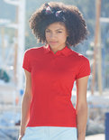F520 Lady-Fit Premium Polo Fruit of the Loom