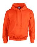 G18500 Heavy Hooded Sweatshirt Gildan met Logo borduren
