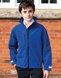 RT121J Junior Classic Softshell Jacket Result