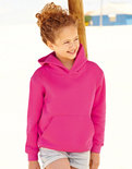 F421NK Kids Classic Hooded Sweat Fruit of the Loom