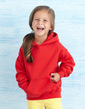 G18500K Heavy Hooded Youth Sweatshirt Gildan