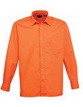 PW200 Overhemd met Lange mouwen PREMIER