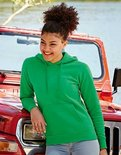 F409 Lady-Fit Hooded Sweat Fruit of the Loom